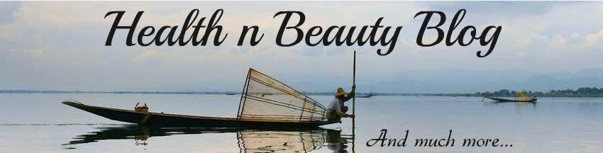 Health n Beauty Blog