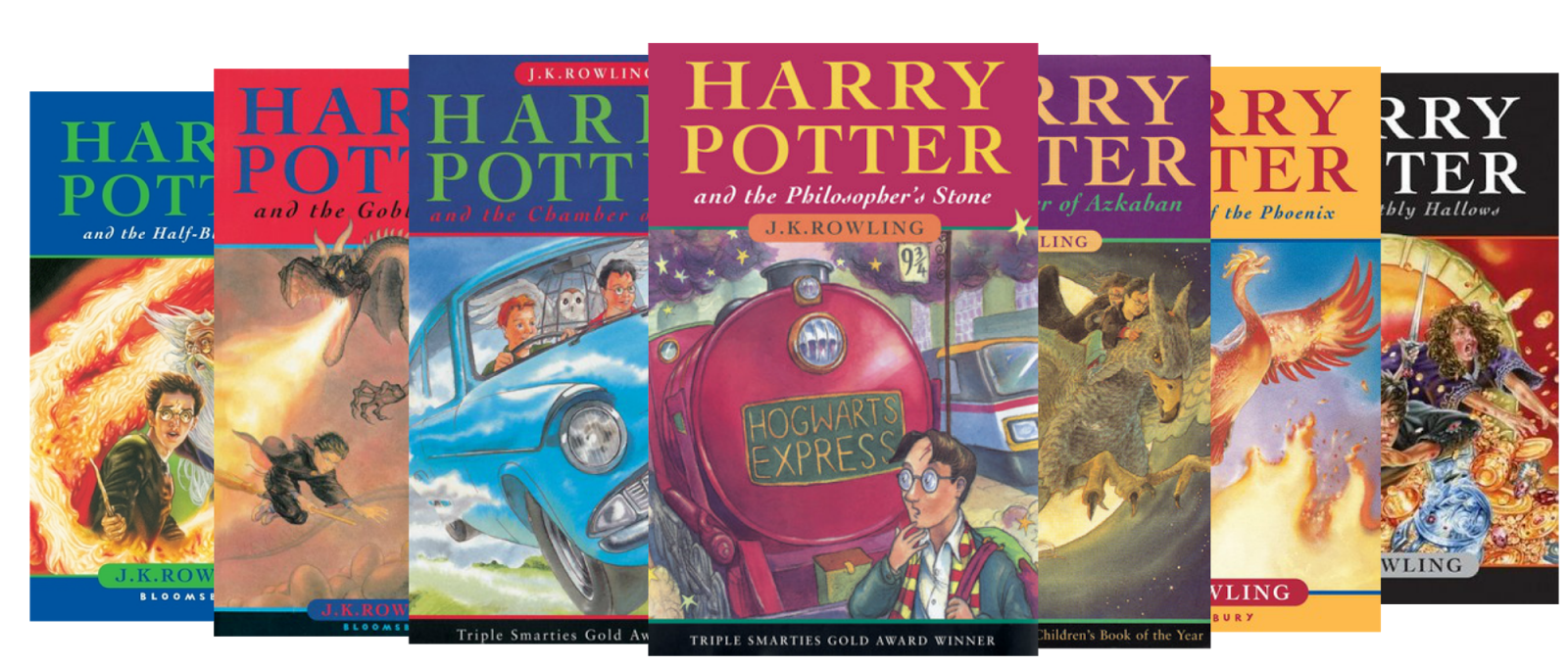 Harry Potter Book With Pictures : Reviews from a bookworm five friday favourites favourite