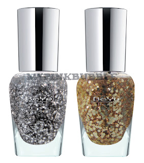 shimmering top coat