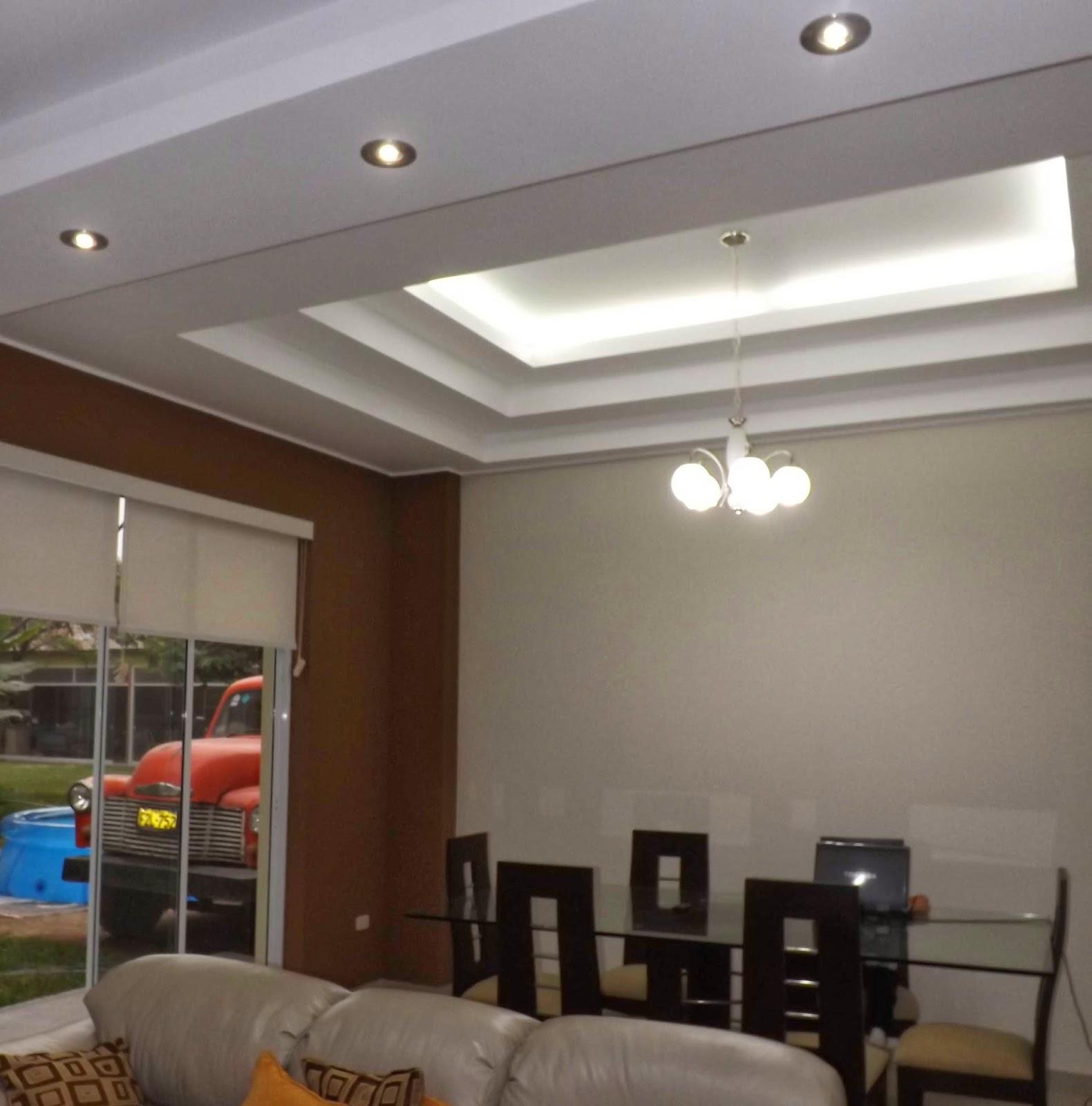 Oniria acondicionamiento de vivienda en construcci n for Figuras en drywall para cocinas