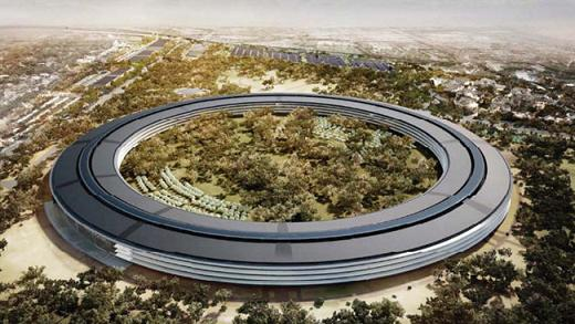 apple new office. plain apple apple has now put forth the floor plan for a massive ringshaped building  as its 2nd corporate office the company hopes that new office will be up and  intended new office