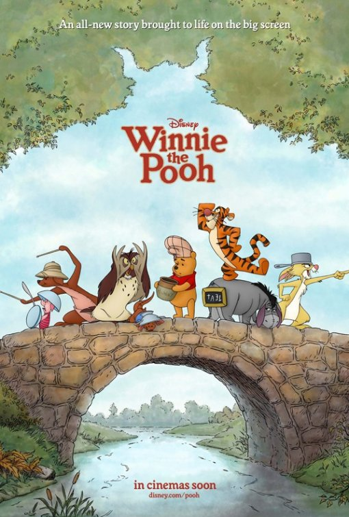 winnie the pooh pictures movie 2011