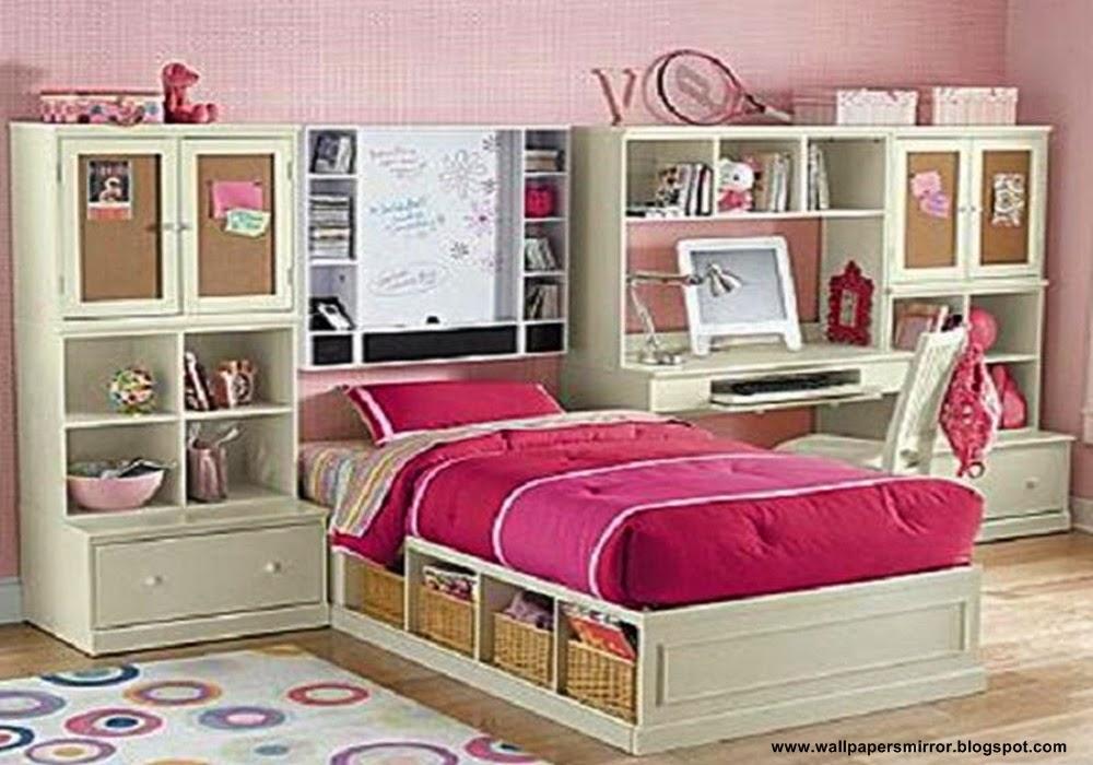 Top 10 girls bedroom pretty designs sri krishna for Top bedroom designs 2015