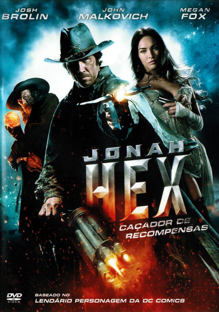 Baixar Filme Jonah Hex : O Caçador De Recompensas