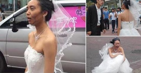 omg groom calls off the wedding after seeing his bride