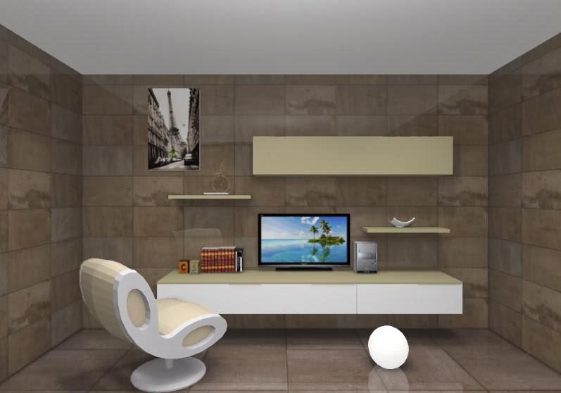Tud se o sal n minimalista - Muebles salon minimalista ...