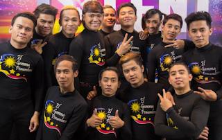 El Gamma Penumbra Asia's Got Talent 2015