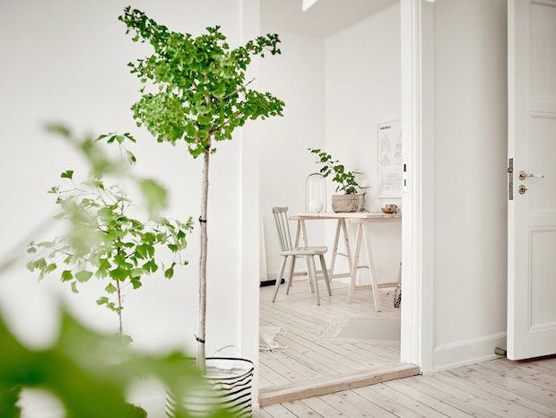 Atelier rue verte le blog su de un appartement - Appartement spacieux lumineux en suede ...