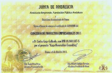 PROYECTOS DE GARANTIA