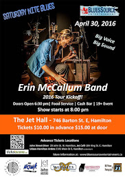 Erin McCallum Band in Hamilton
