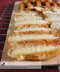 Resep Membuat Kue Rangin yang Gurih