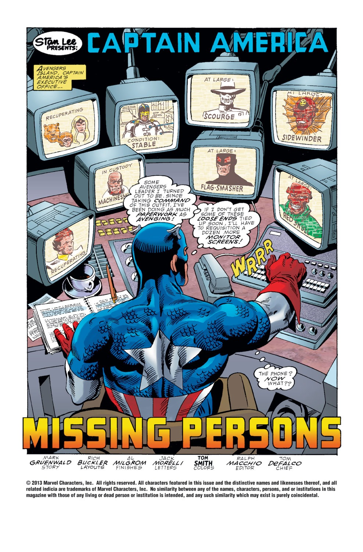 Captain America (1968) Issue #355 #288 - English 2