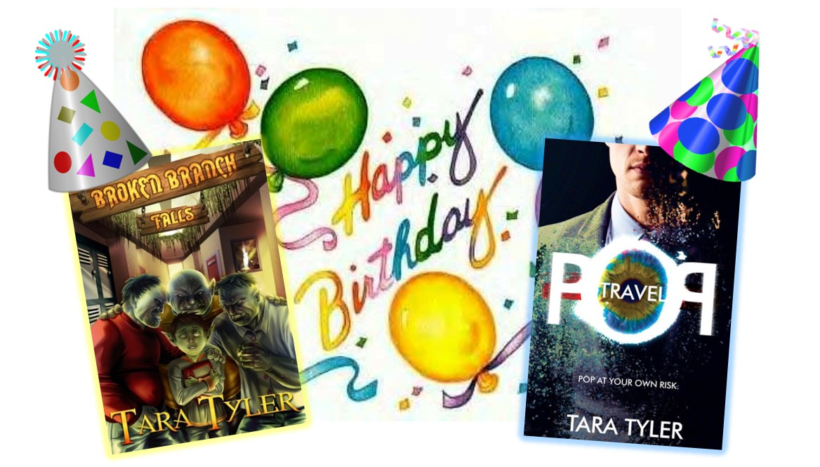 Tara Tyler's Summer Book Bday Giveaway!