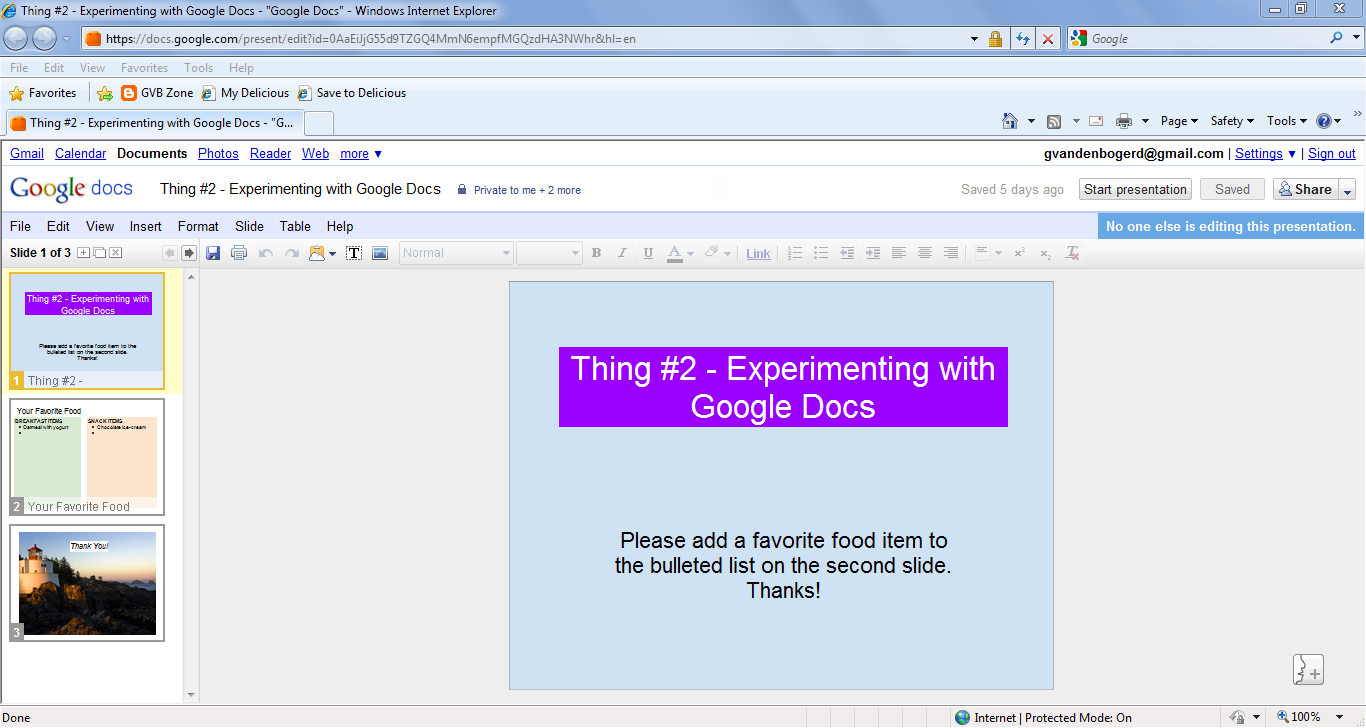 how to open power point presentation on google docs