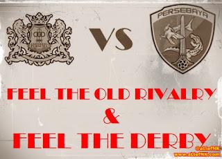 Persema vs Persebaya   Feel The Old Rivalry [image by @aLiefNK]