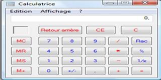 Calculatrice en ligne gratuit scientifique for Calculatrice en ligne gratuite