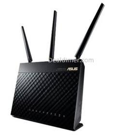 Asus AC1900 RT AC68U Dual-Band Wireless Gigabit Router