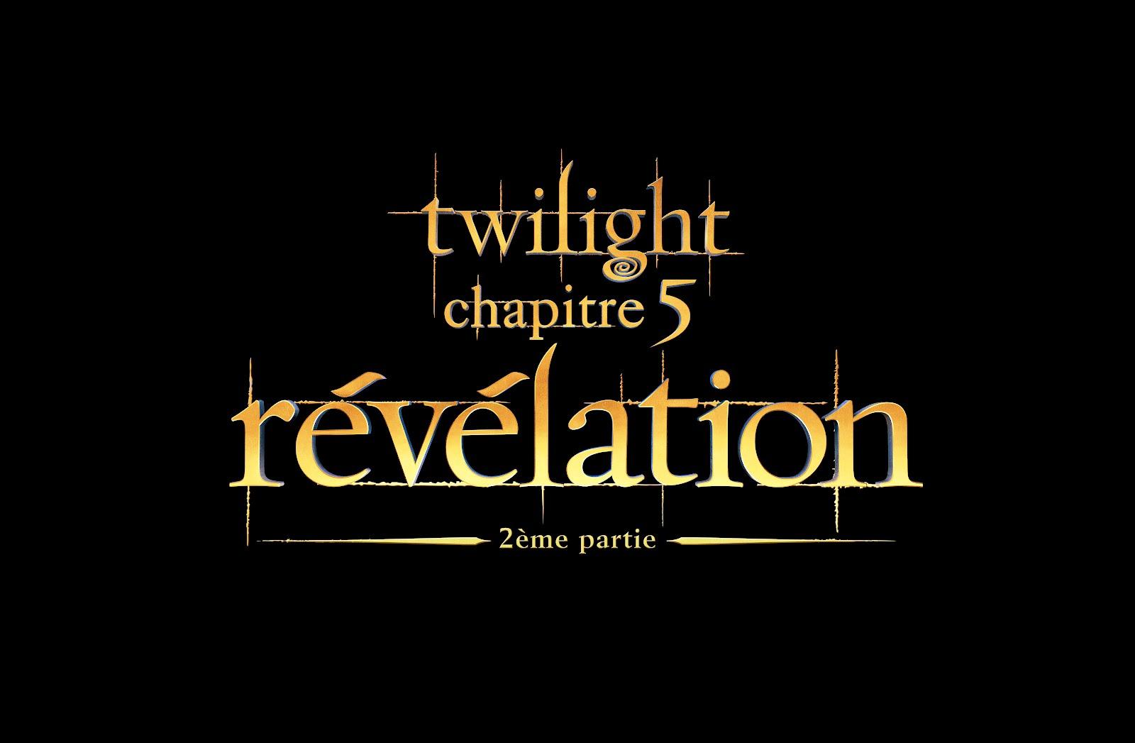 Twilight - Chapitre 5 : Révélation - 2ème partie