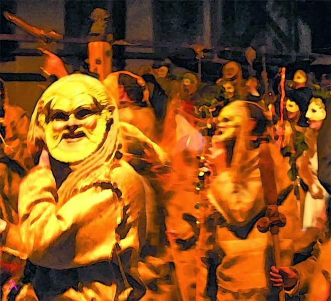 Τα Φαλληφόρια η εορταστική πομπή για τις αναγεννησιακές δυνάμεις της φύσης