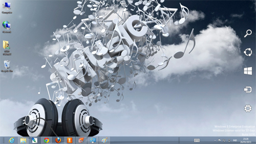 Music Theme For Windows 7 And 8