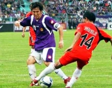 Persija vs Persik Indonesia