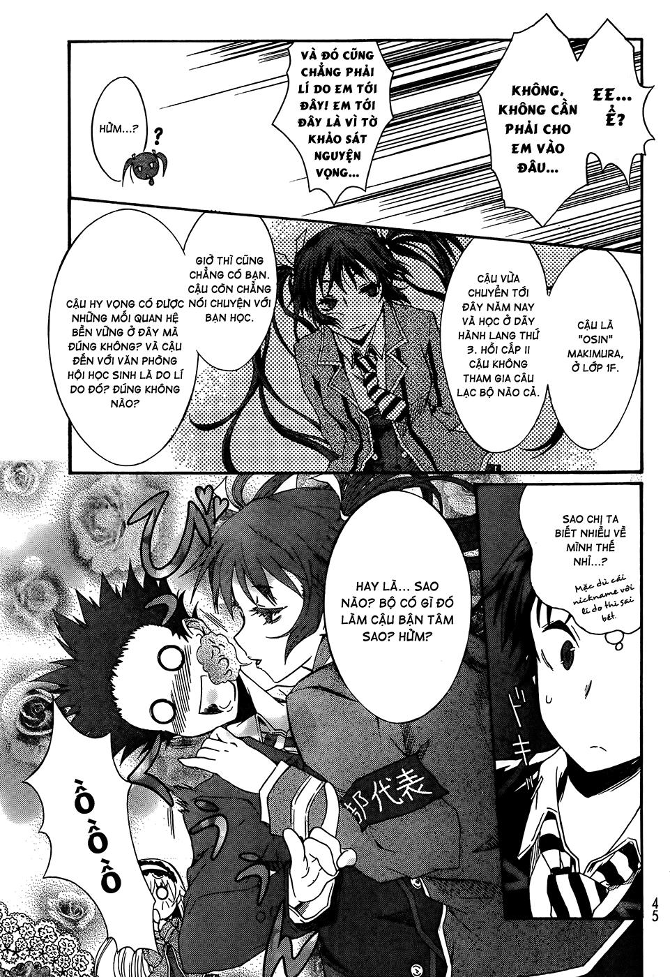 Seitokai Tantei Kirika chap 0 - Trang 30