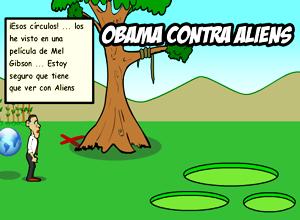 Obama contra Aliens