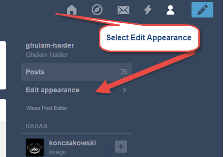 How To Change Or Customize Your Tumblr Blog Theme