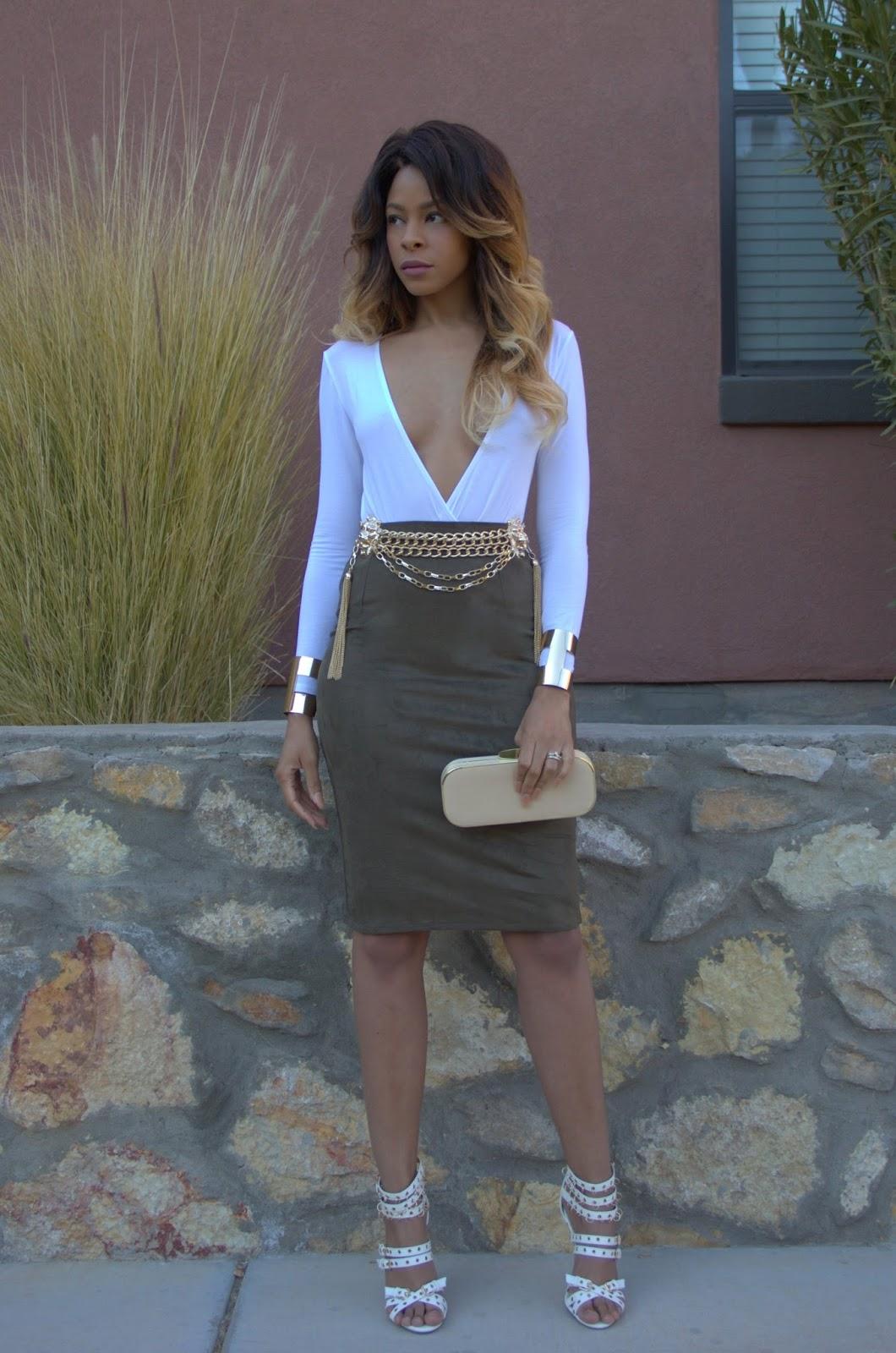 midi skirt, pencil skirt outfits