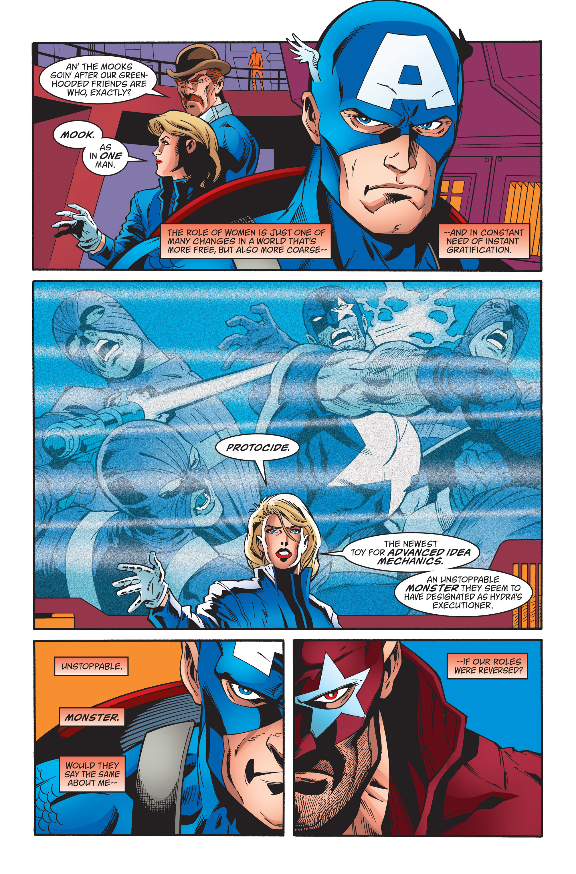 Captain America (1998) Issue #37 #44 - English 4