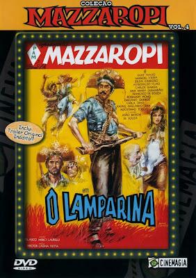 Mazzaropi: O Lamparina - DVDRip Nacional