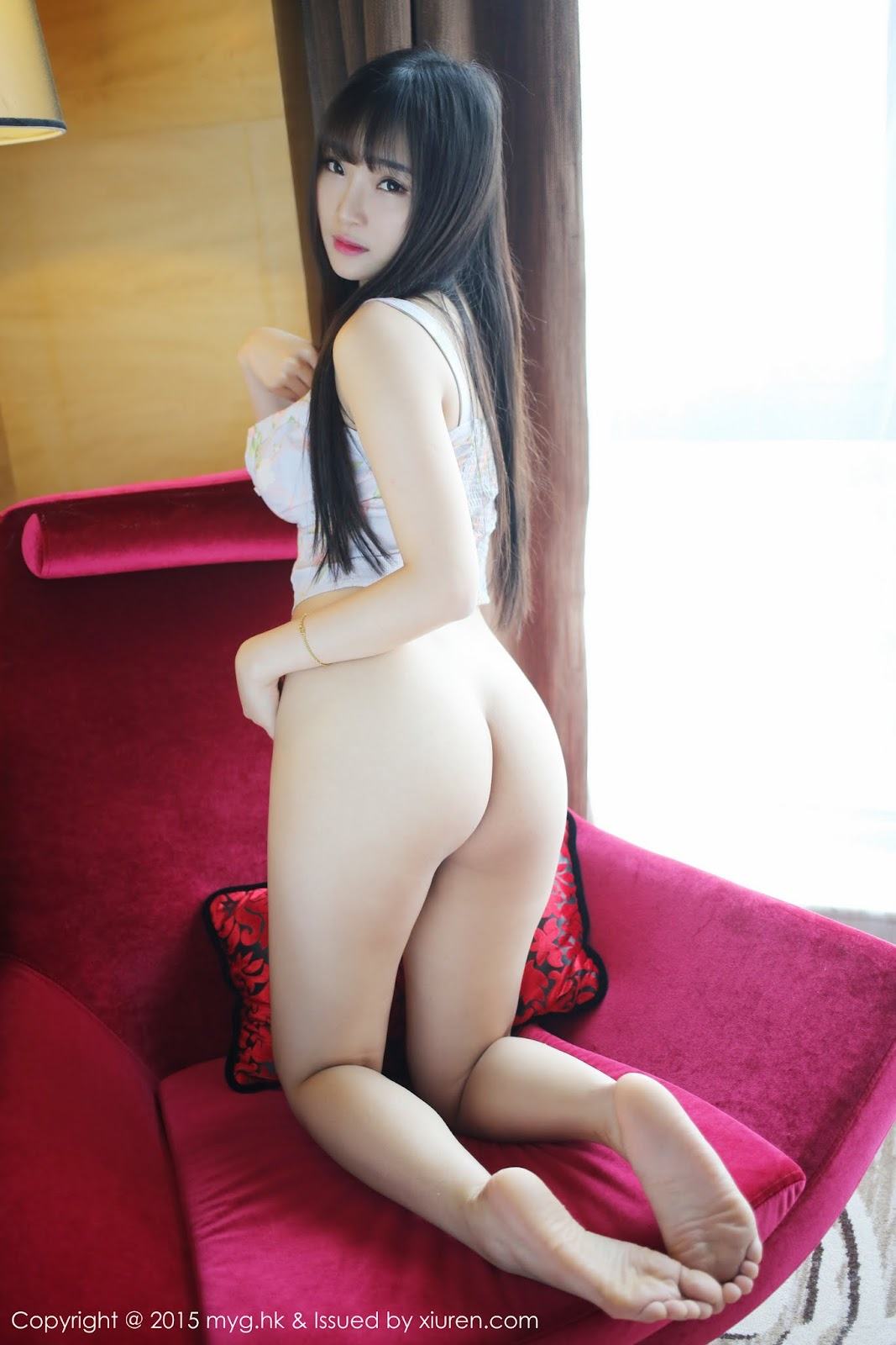 0012 - Sexy Girl Model MYGIRL VOL.118