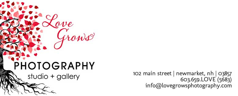 Love Grows Photography Studio & Gallery Blog