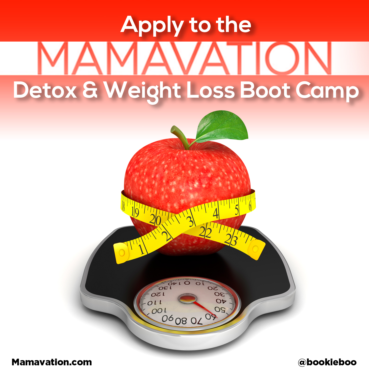 Apply for Mamavation Bootcamp 18