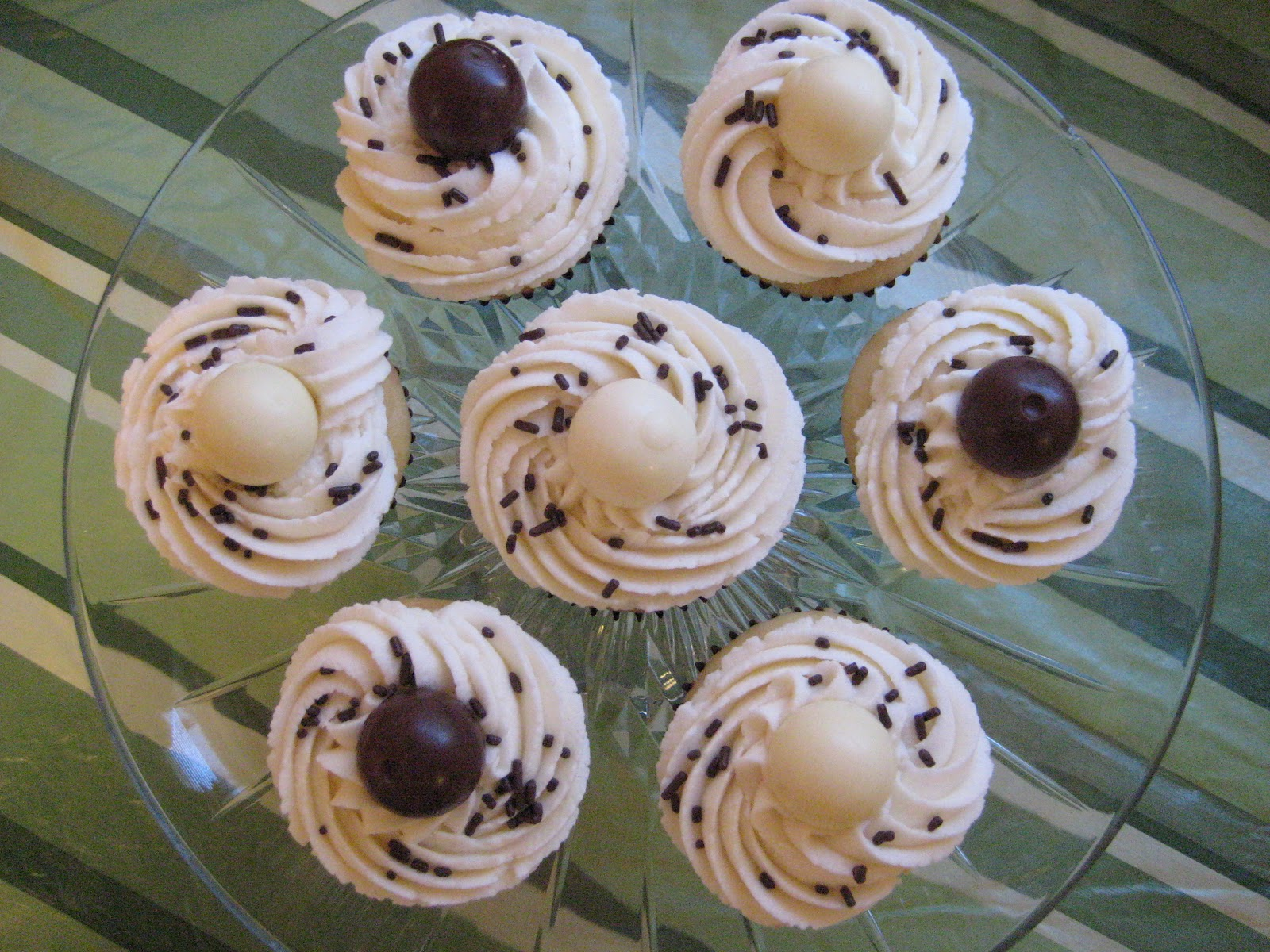 Cricket's Creations: Truffle-Filled Cupcakes