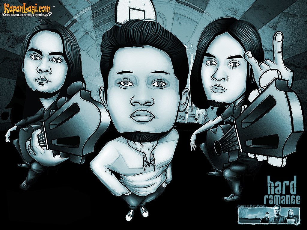 Andra And The BackBone Indonesian Rock Music Groups Music Gallery