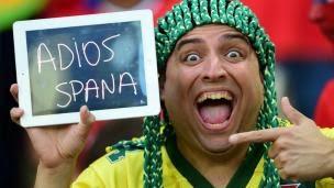 7 Fakta Unik Pulkamnya Spanyol di Piala Dunia 2014 Brazil