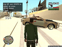 GTA San Andreas Snow Mod - screenshot 33