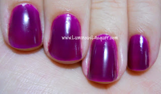 LuminousLacquer.com Julep - Bette