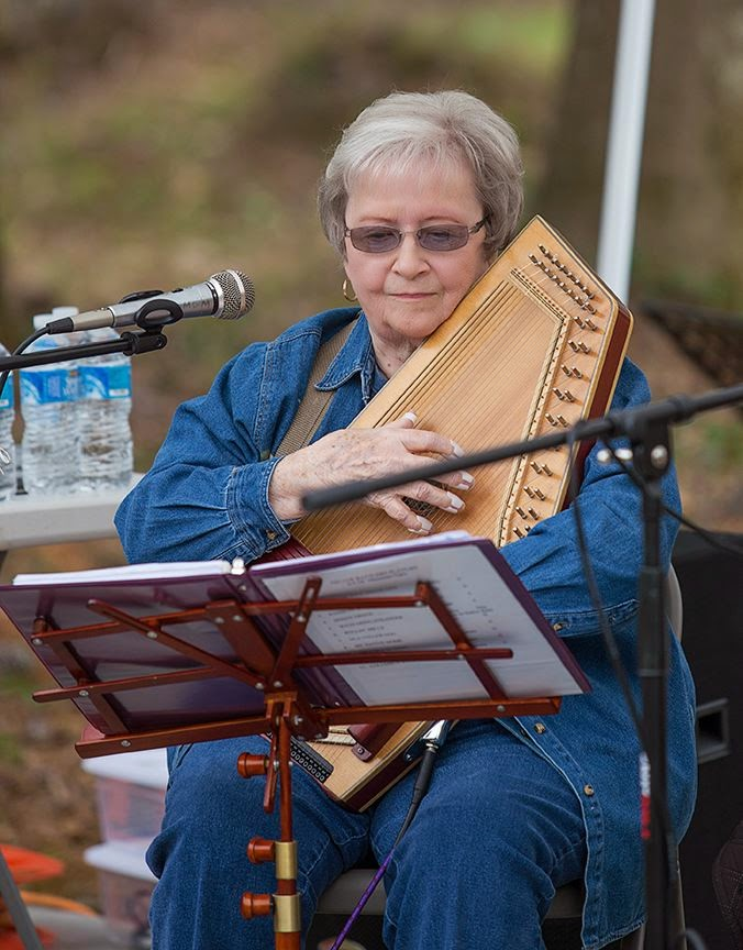 Barbara McCuistion at Little Owl Music & Arts Festival 2014