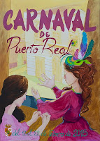 Carnaval de Puerto Real 2015 - Lucía Ariza