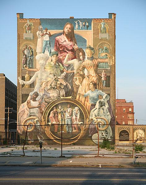 Adorn mural arts in philly for Mural street art