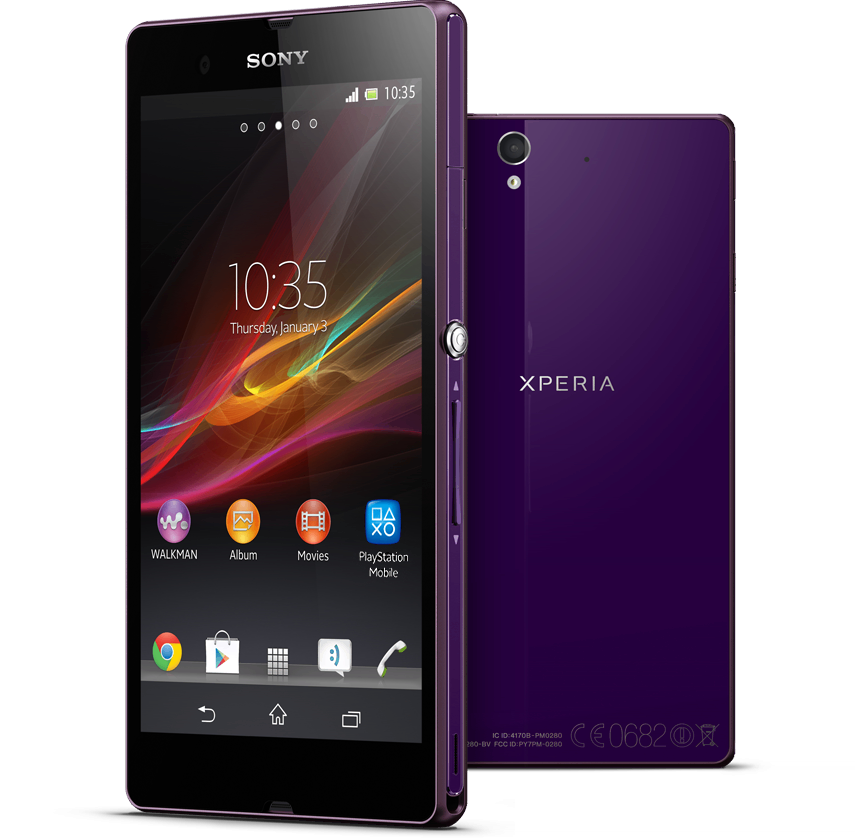 Buy Sony Xperia Z Android Phone Online