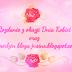 Rozdanie z okazji Dnia Kobiet i I urodzin bloga