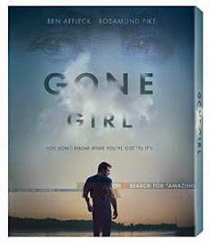 Giveaway - Gone Girl Blu-ray/Book Bundle!!