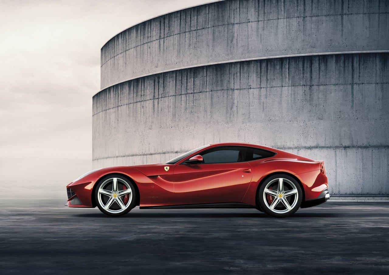 Axis Of Oversteer Ferrari F12 Berlinetta