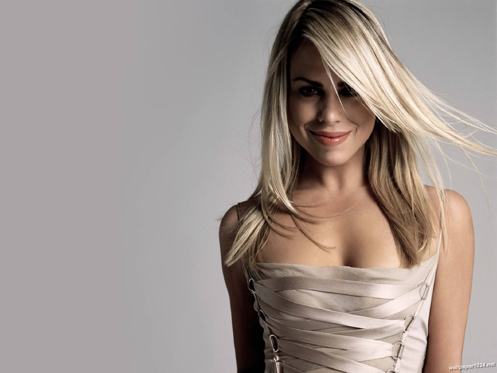 My next celebrity autograph is Billie Piper. Born in the UK in 1982, ...