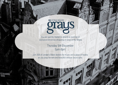 Grays Christmas Shopping Party