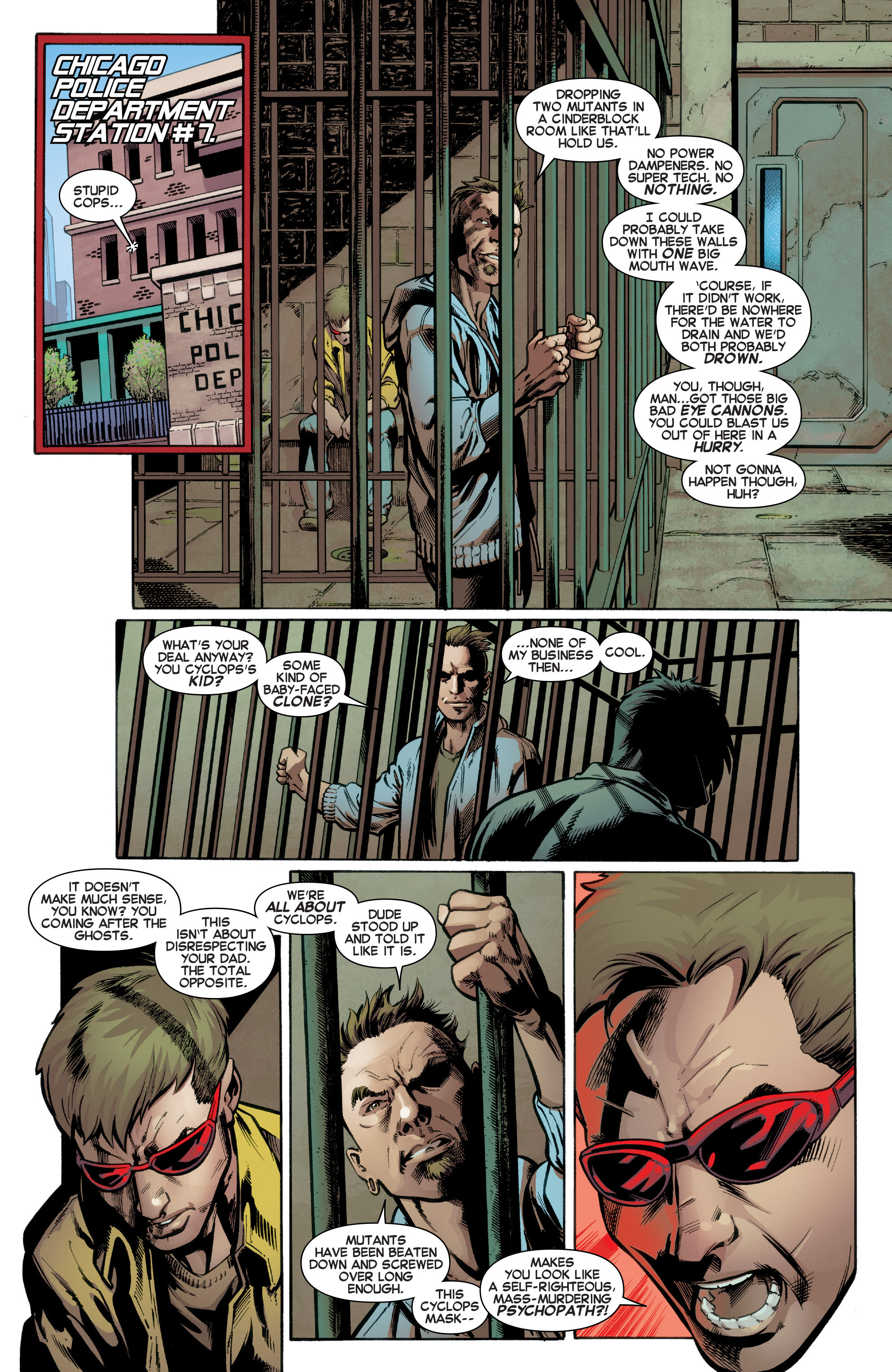 All-New X-Men (2016) Issue #2 #4 - English 9