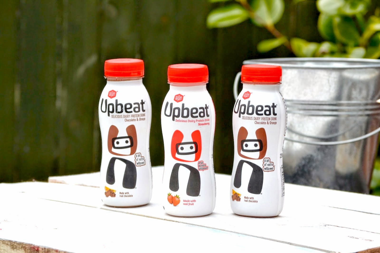 Upbeat Protein Drinks
